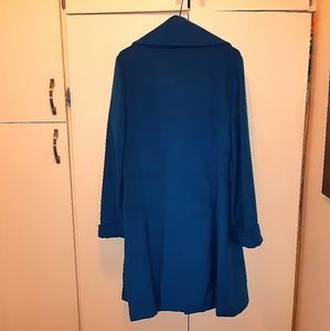 Drycleaned Blue Jacket